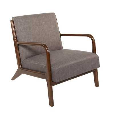Blomkest Armchair - Dark Gray - Wayfair