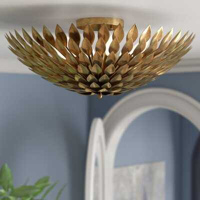 Rochelle 6-Light Modern Semi Flush Mount - Wayfair