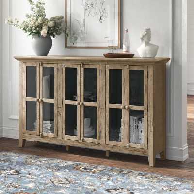 """70"""" Acacia Wood Sideboard - Wayfair"""