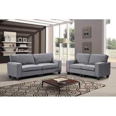 Jayapura 2 Piece Living Room Set - Wayfair