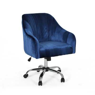 Pineland Glam Task Chair - Wayfair