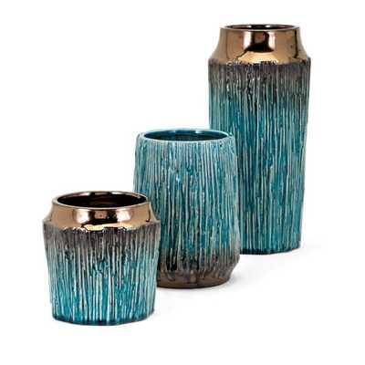 Brenton Vases - Set of 3 - Mercer Collection
