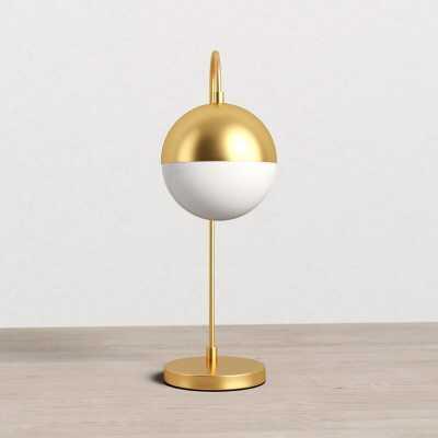 "Dunnes 21"" Desk Lamp - Wayfair"