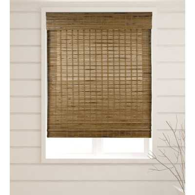 Semi-Sheer Roman Shade - Wayfair