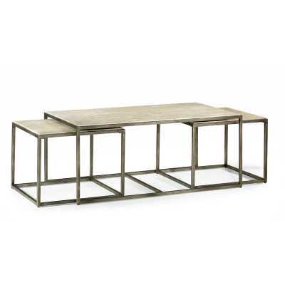 Masuda 3 Piece Nested Coffee Table Set - Birch Lane