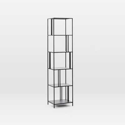 Profile Narrow Bookcase-Individual - West Elm