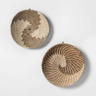 Natural Decorative Wall Art (Set of 2) - Opalhouse - Target