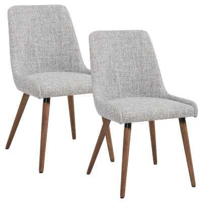 Upholstered Dining Chair (set of 2) - AllModern