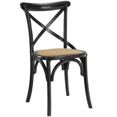 Gayla Solid Wood Dining Chair - Wayfair