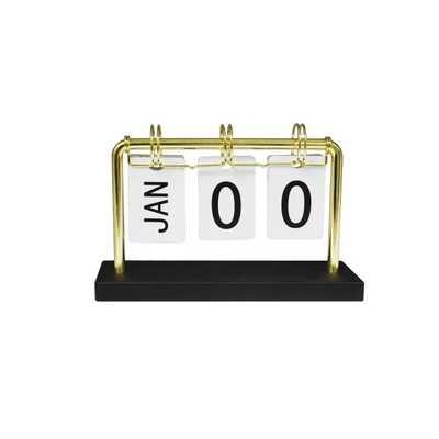 Desk Calendar Gold - Threshold™ - Target