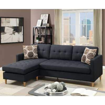 Haskell Reversible Sectional - Wayfair