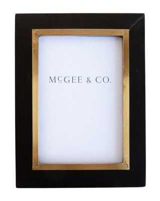 Black & Gold Frame - McGee & Co.