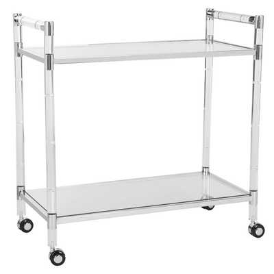 Jacie Bar Cart - AllModern