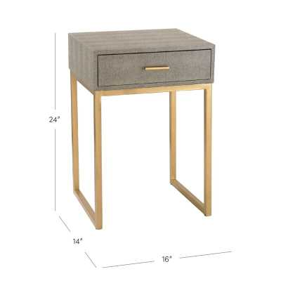 Garton End Table - Wayfair