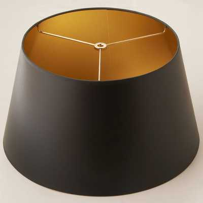"16"" BOUILOTTE FOIL LINED LAMPSHADE - Shades of Light"