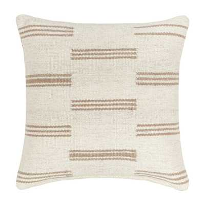 STRIPE BREAK PILLOW BY SARAH SHERMAN SAMUEL - Lulu and Georgia