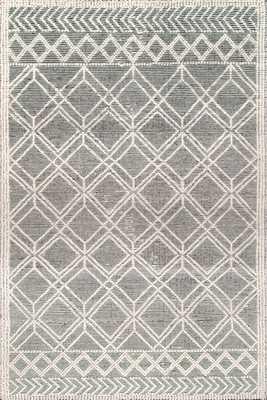 Contemporary Trellis Natti - 6' x 9' - Loom 23