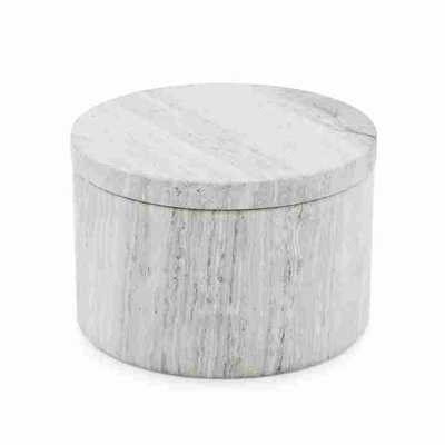 SHIBA MARBLE BOX, SMALL - Curated Kravet