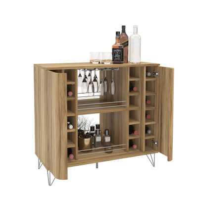 Mandalay Bar Cabinet - Wayfair
