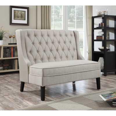 Moriah Upholstered Bench - Wayfair