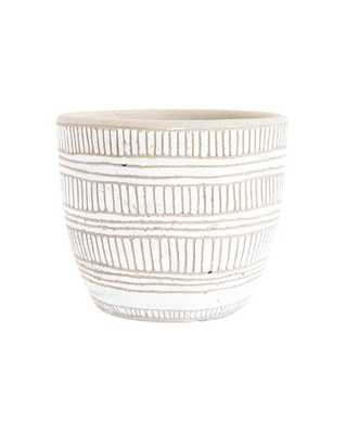 LATTICE POT - MEDIUM - McGee & Co.