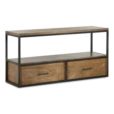 Wellman TV Stand for TVs up to 65 inches - AllModern