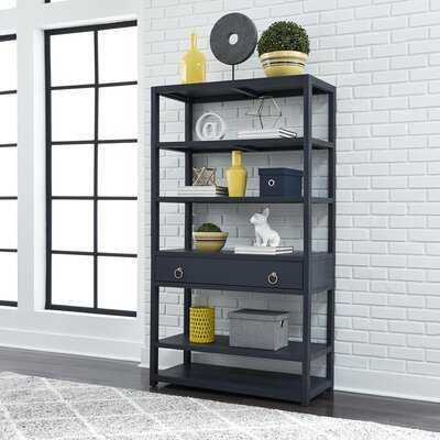 Nagle Etagere Bookcase - Wayfair