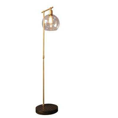 "Odessa 59"" Floor Lamp - AllModern"