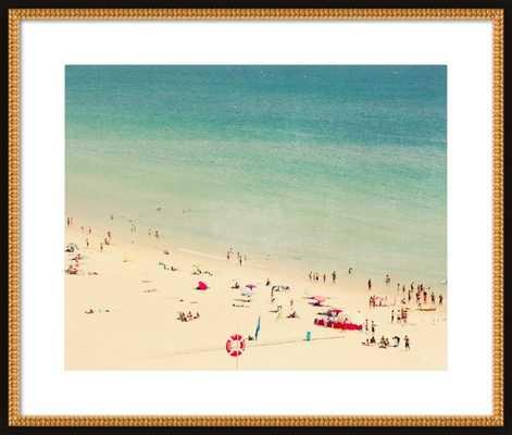 beach summer - Artfully Walls
