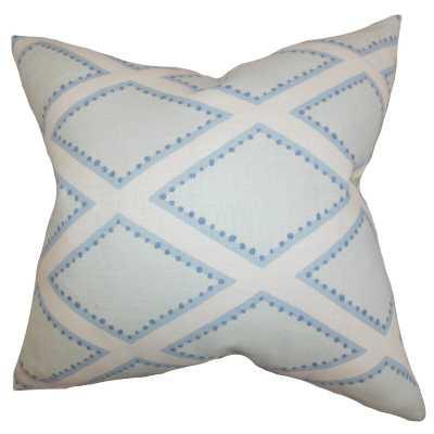 Alaric Geometric Cotton Throw Pillow - Wayfair