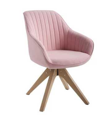 Brister Swivel Side Chair - Wayfair