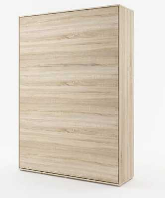 Calvin Murphy Bed with Mattress, European full XL - Wayfair