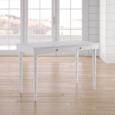 Bombay Desk White - Wayfair