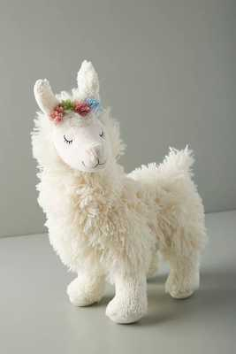 Llama Stuffed Animal - Anthropologie