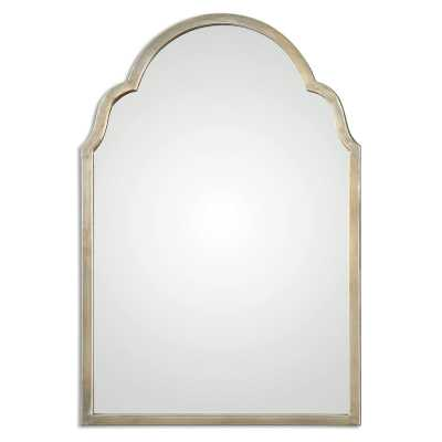 Moseley Metal Wall Mirror - Wayfair