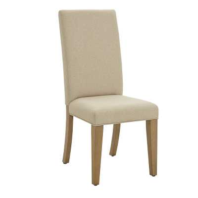 Hoosier Upholstered Dining Chair (Set of 2) - Wayfair