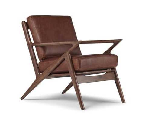 Soto Leather Chair - Joybird