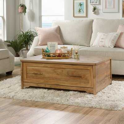 Liv Coffee Table with Storage - Wayfair