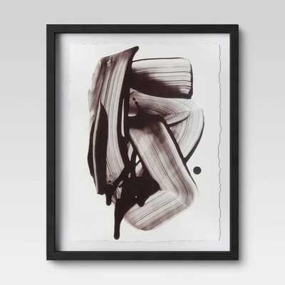 """16"""" x 20"""" Black Ink Framed Print - Project 62™ - Target"""