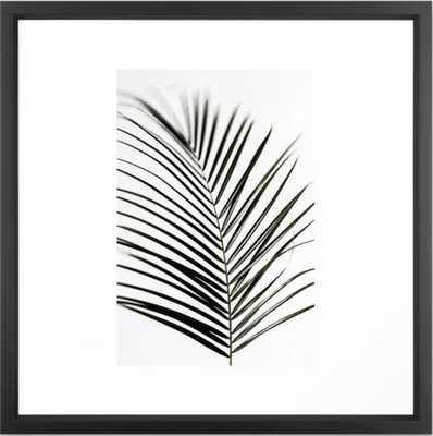 "Palm Leaves 7 Framed Art Print- 22"" x 22"" - Society6"