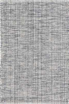 MARLED INDIGO WOVEN COTTON RUG, 8' x 10' - Dash and Albert