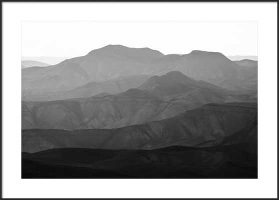 Mountains of the Judean Desert - Artfully Walls