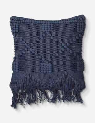 Billiot Cotton Throw Pillow - AllModern