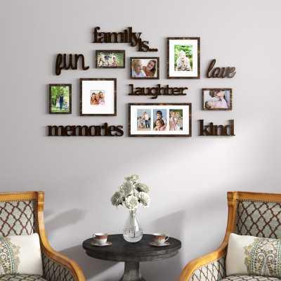 Peavey 13 Piece Family Picture Frame Set - Wayfair