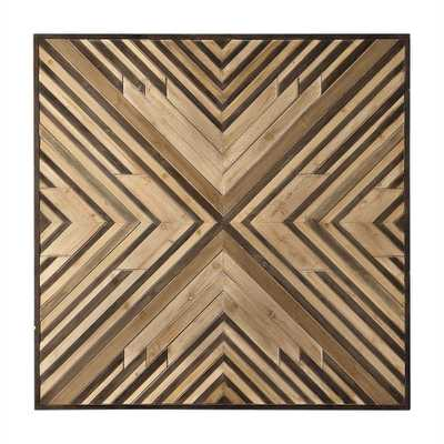 Floyd Wood Wall Decor - Hudsonhill Foundry