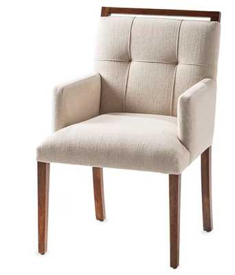 H UPHOLSTERED DINING CHAIR - Perigold