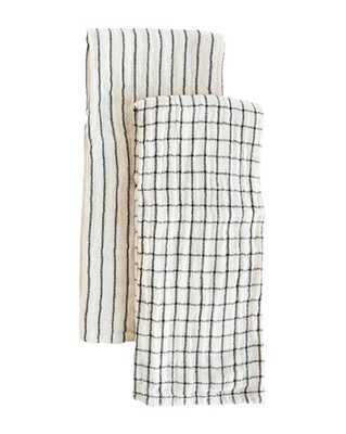 MODESTO HAND TOWEL (SET OF 2) - McGee & Co.