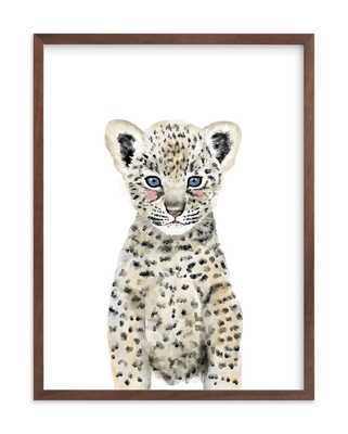 Baby Animal Leopard - Minted