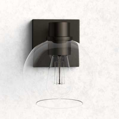 Hoover 1-Light Armed Sconce - AllModern