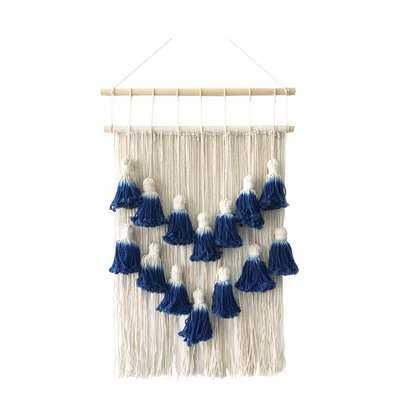 Layered Macrame Wall Hanging - AllModern